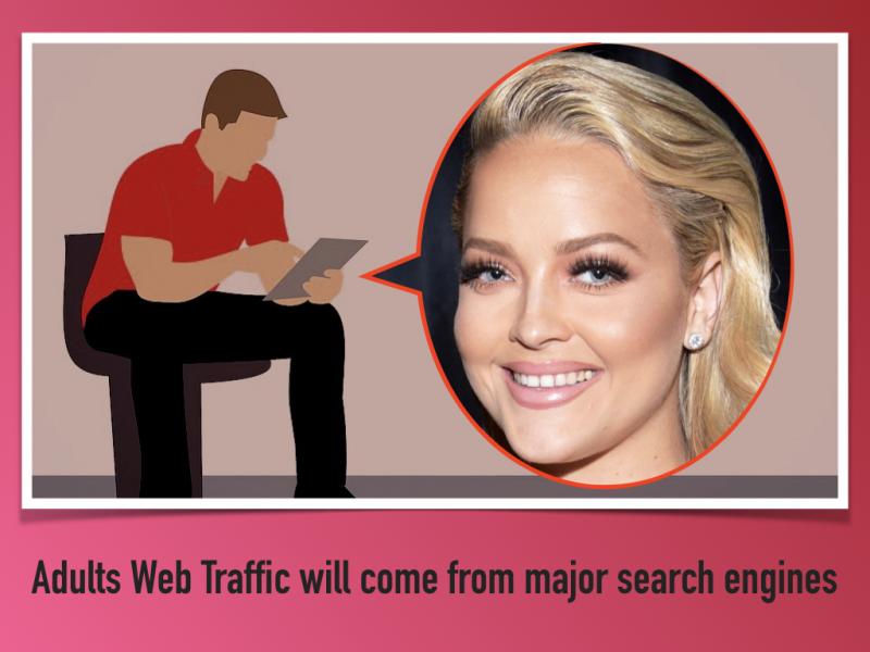 adults web traffic photo