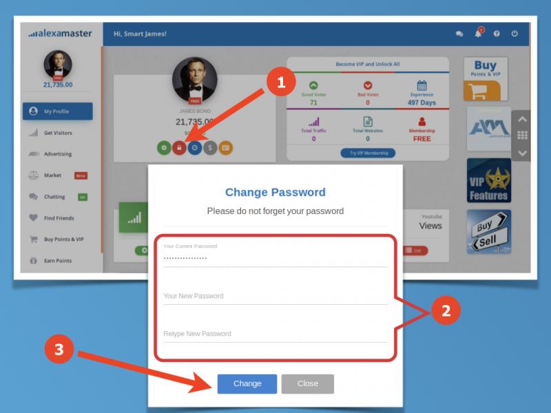 reset password photo