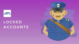 locked account